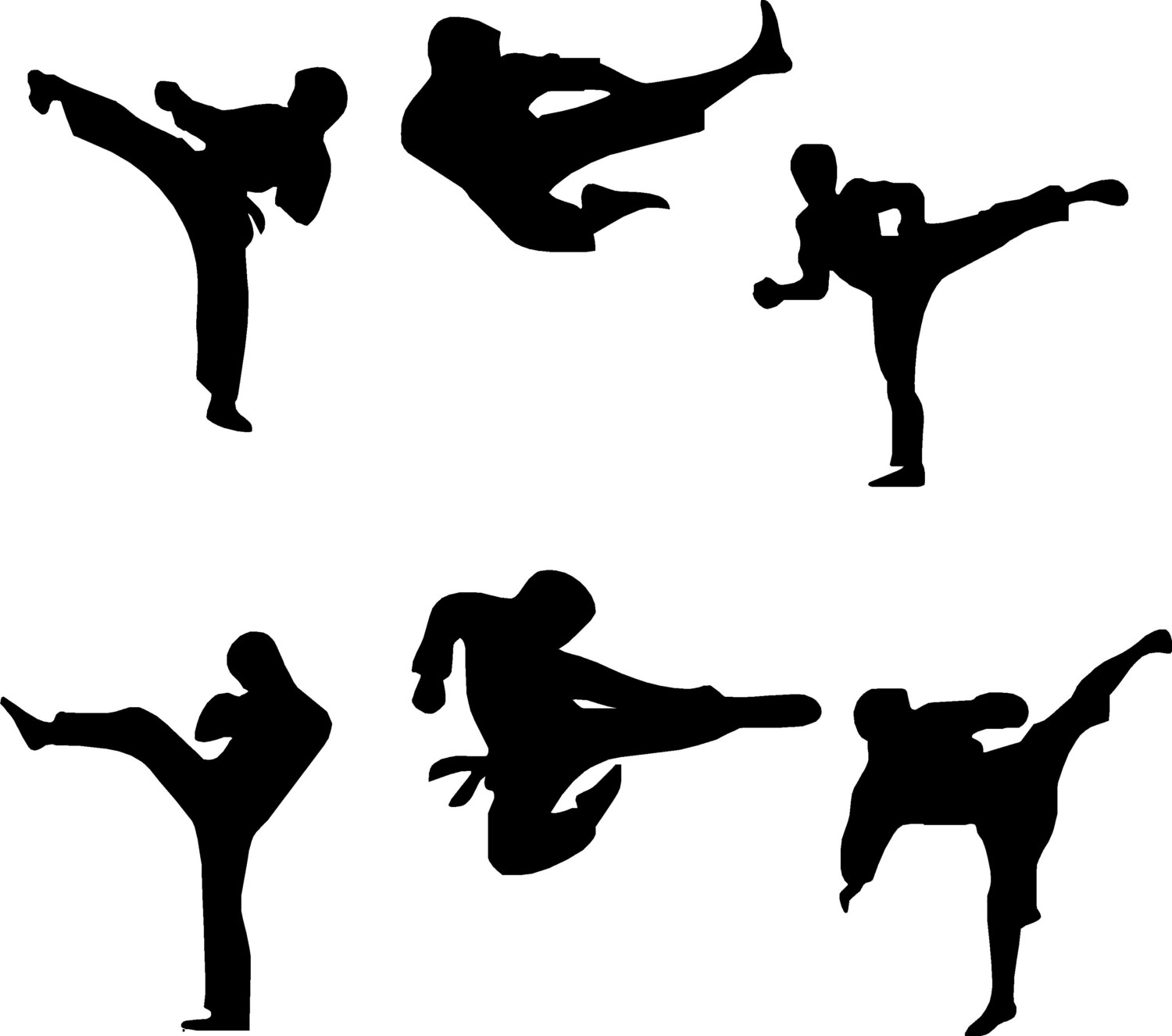 Picture Of Martial Arts