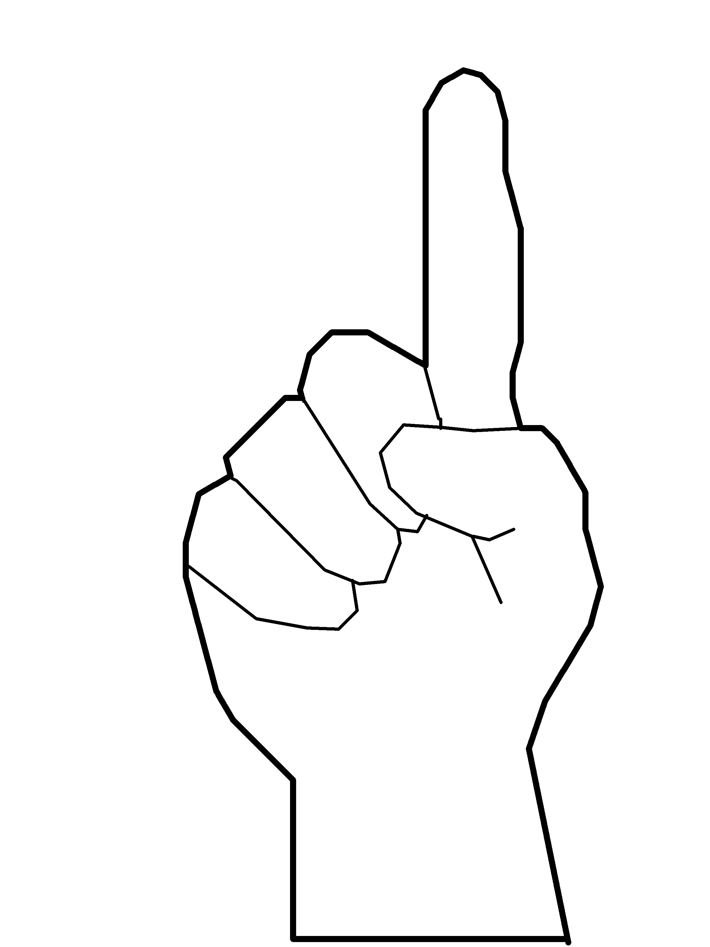 Picture Of Index Finger