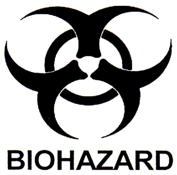 Hazardous Waste Symbol Clip Art