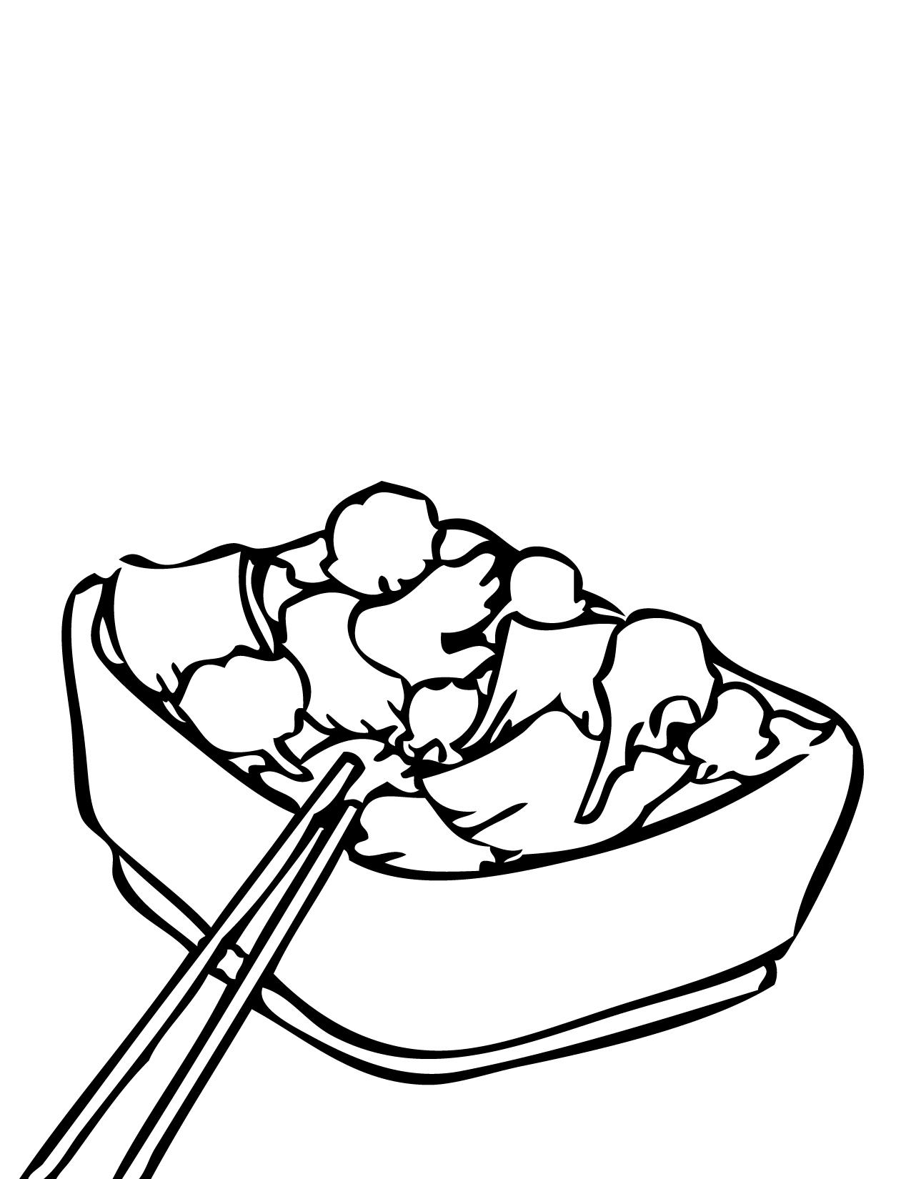 Chinese Food Clip Art