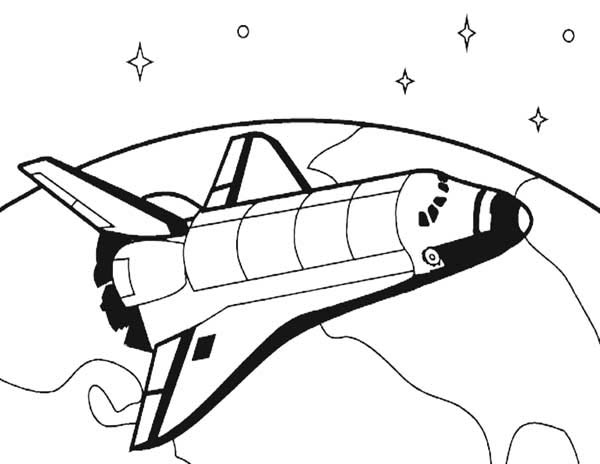 Spaceship Drawing - ClipArt Best