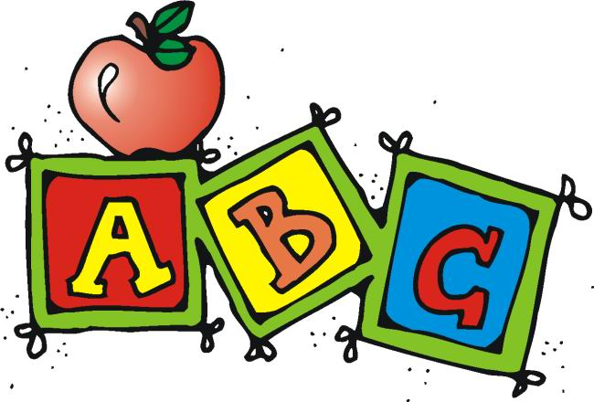 Image result for ABCs clipart