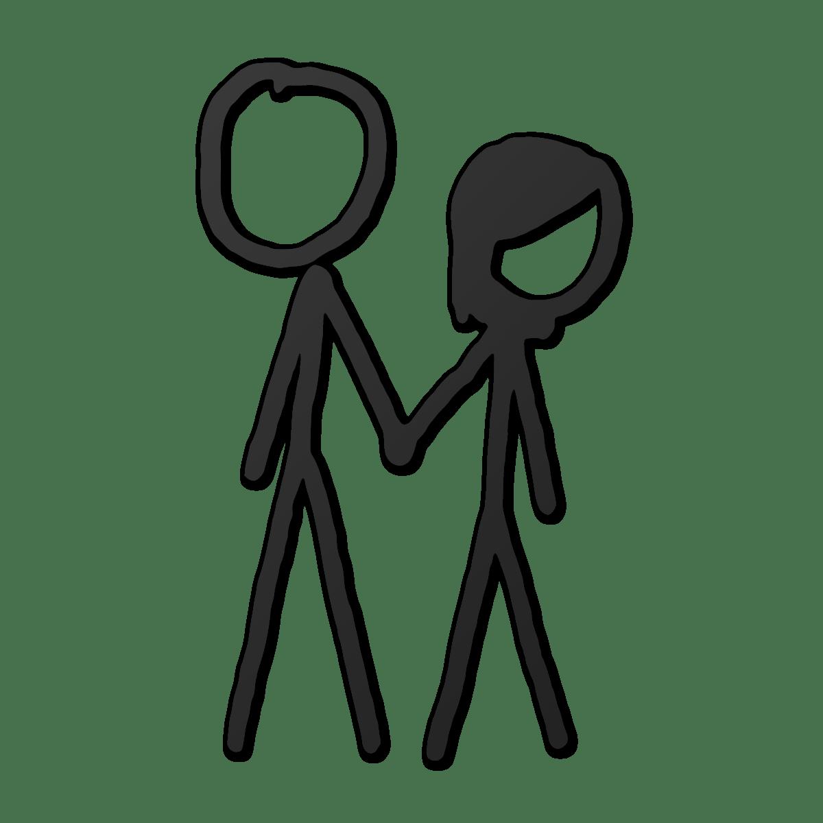 Stick Figure Drawings Of People