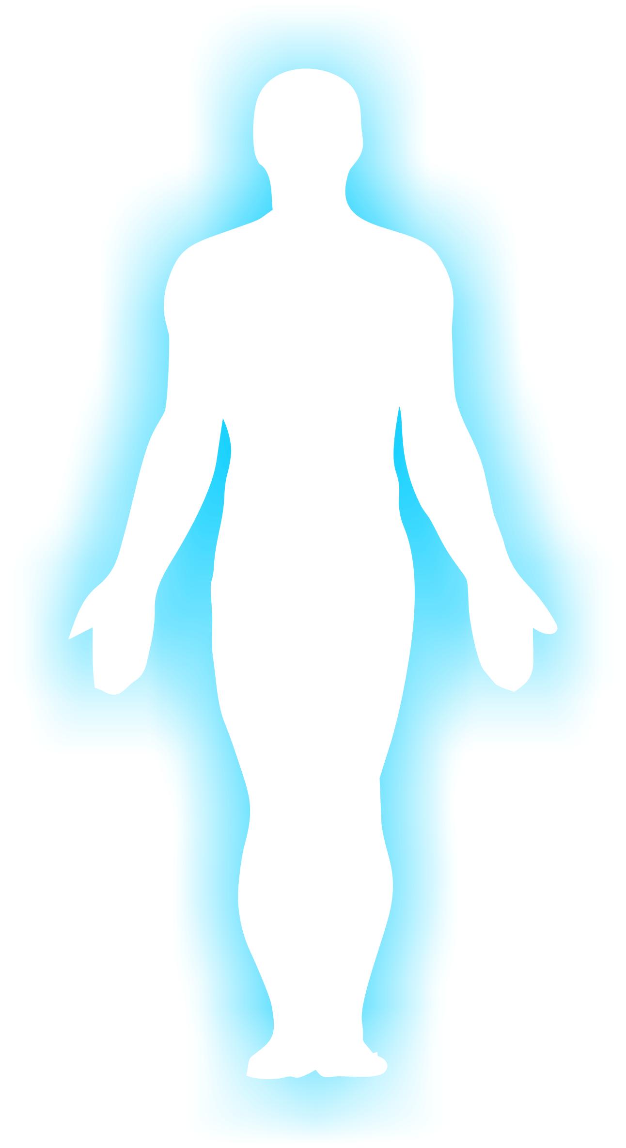 Human Shape Outline
