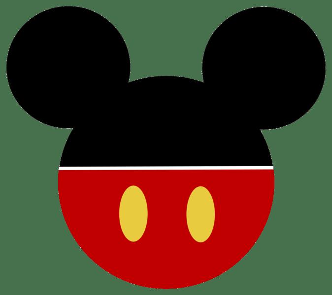 Ears Art Mickey Clip Mouse