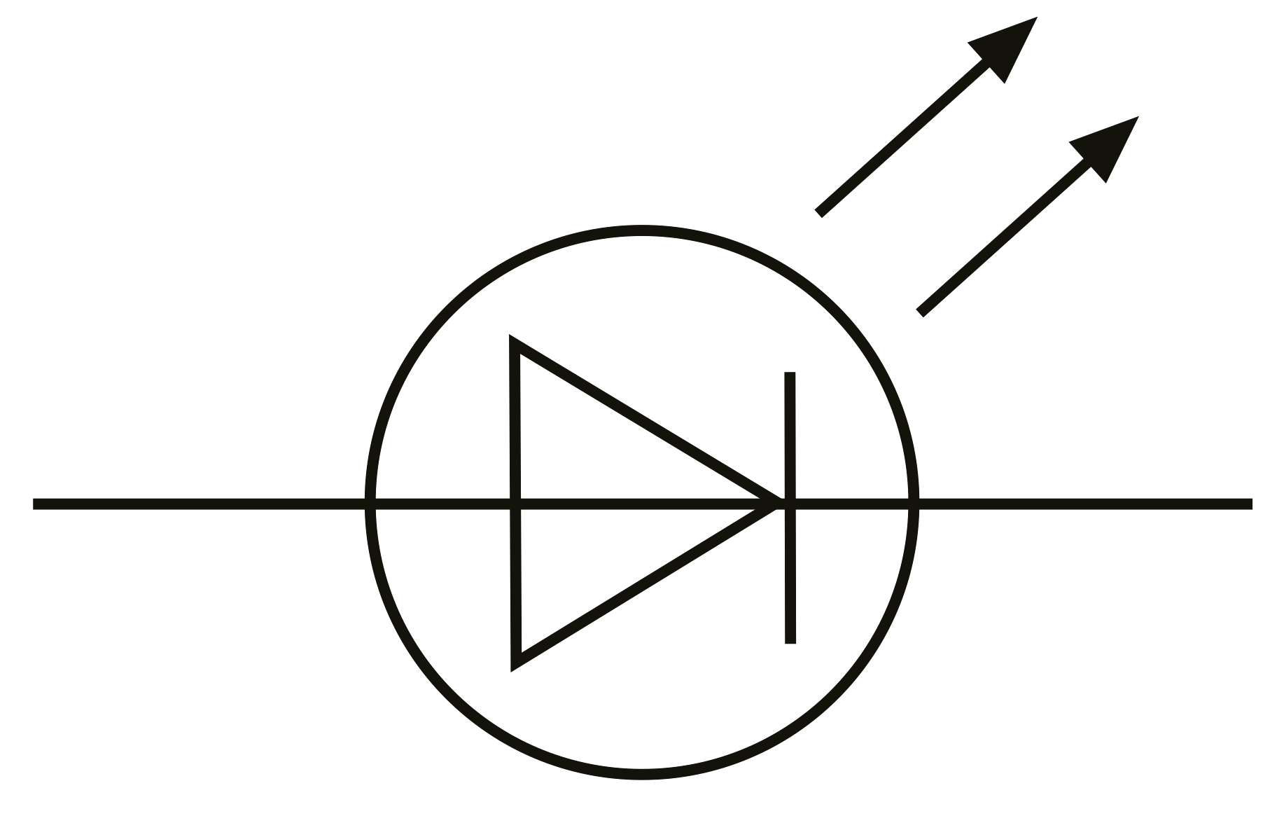 Lamp Schematic Symbol