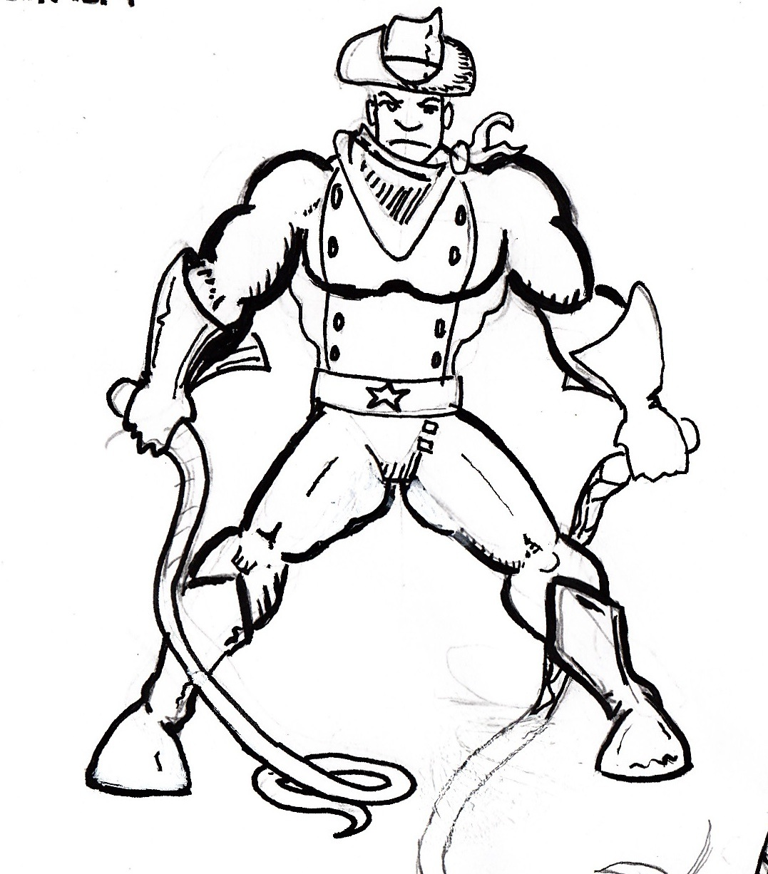 Redneck Drawings