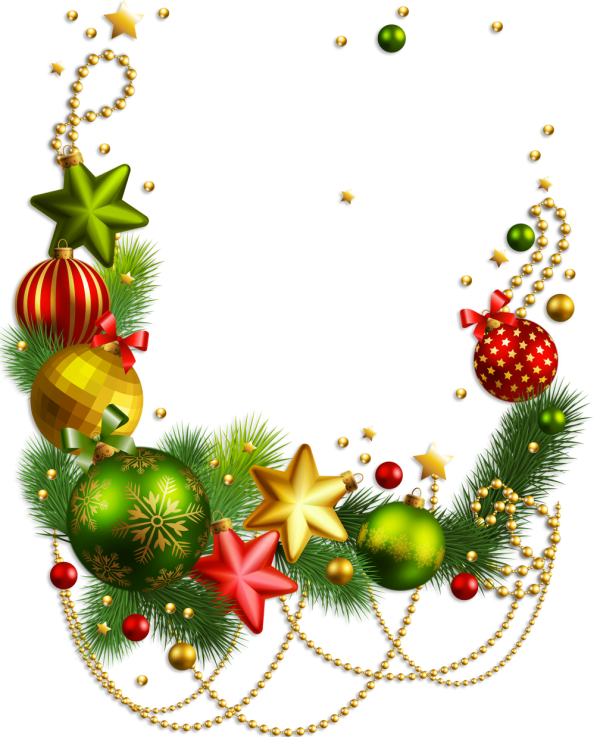 Christmas Background Clip Art - ClipArt Best
