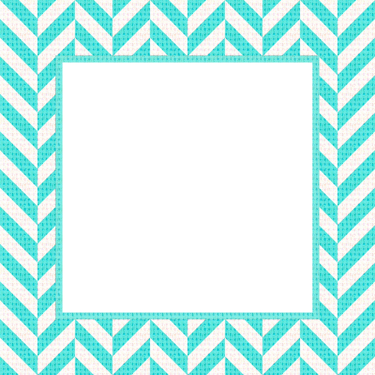 Chevron Border Transparent Background