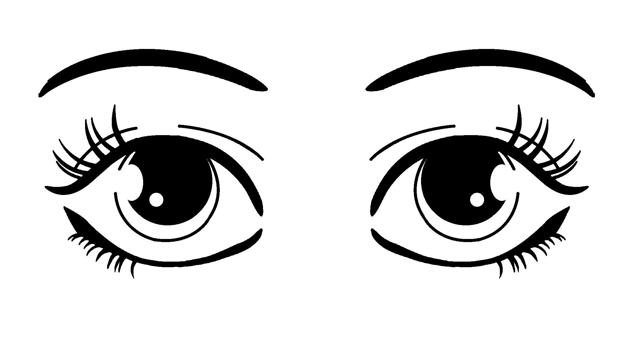 Csrtoon Eyes