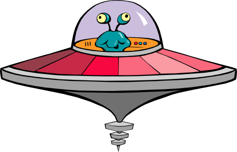 Free Alien Clipart 3 pages of free to use images