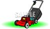 A Lawnmower - Vendor: iClipart