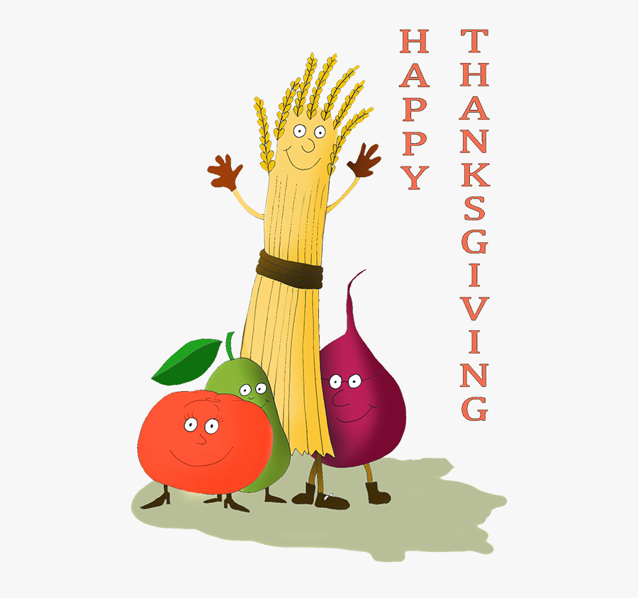 Happy Thanksgiving Clipart Cute Happy Vegan Thanksgiving Free Transparent Clipart Clipartkey