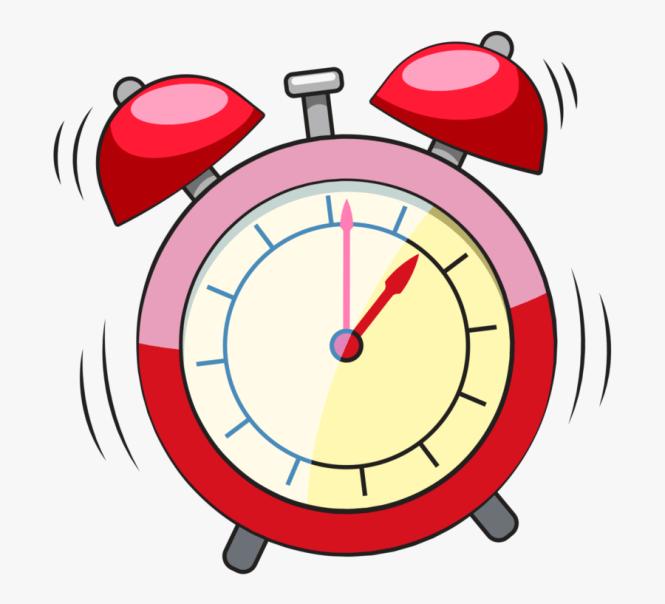 Alarm Clock Clipart Png Image Free