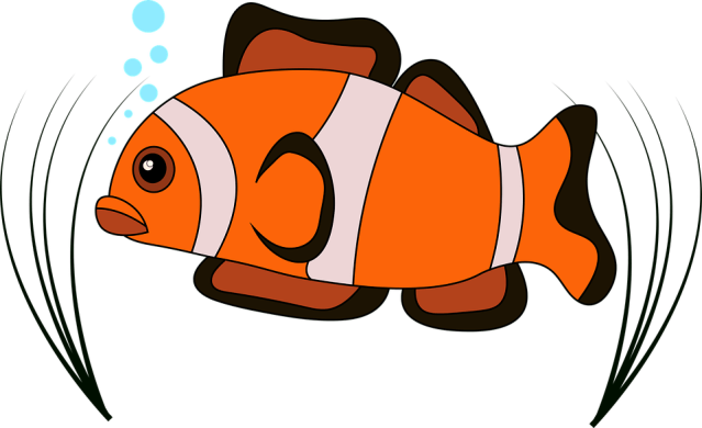 Funny Cartoon Fish Pictures 19 Buy Clip Art Ikan Vektor Png 960x586 Png Clipart Download