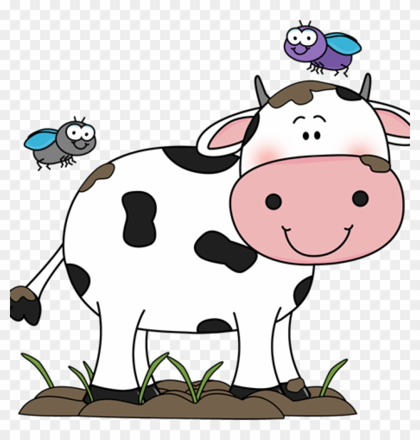 Cute Cow Clipart Cute Cow Clip Art Cow In The Mud With Cow Cartoon Free Transparent Png Clipart Images Download