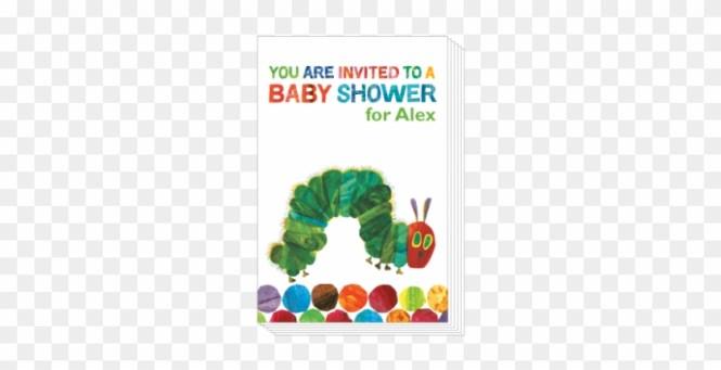 Hungry Caterpillar Baby Shower
