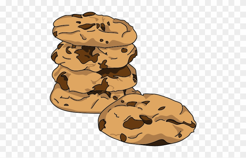 My Chocolate Chip Cookies A Geekarilla Chocolate Chip Cookie Cookie Clipart Free Transparent Png Clipart Images Download
