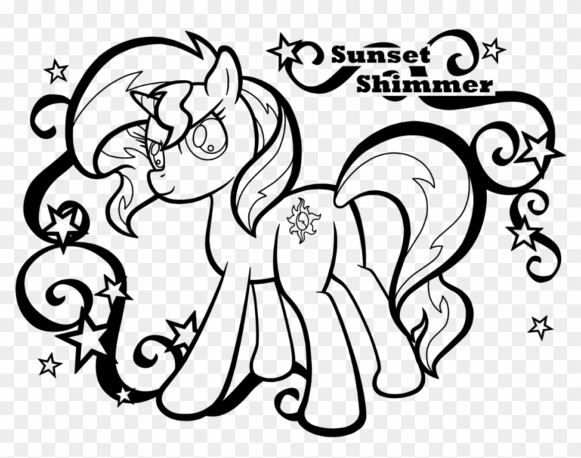 My Little Pony Coloring Pages Equestria Girls Sunset Sunset Shimmer My Little Pony Coloring Pages Free Transparent Png Clipart Images Download