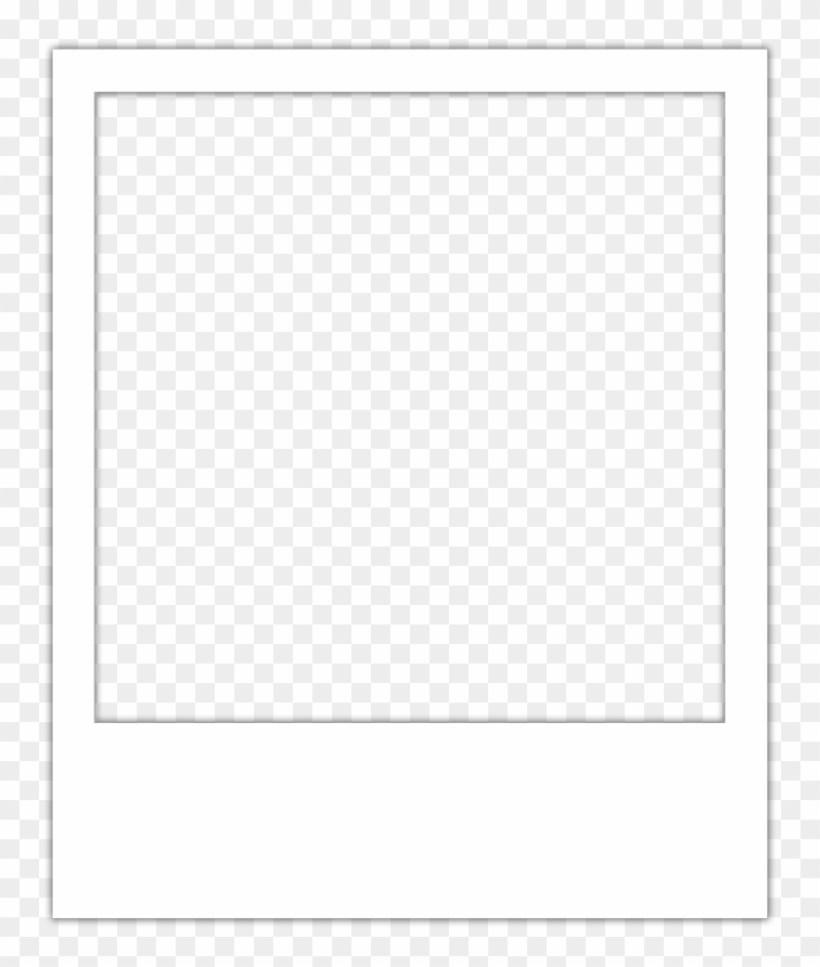 Polaroid Frame Template Png Allcanwear