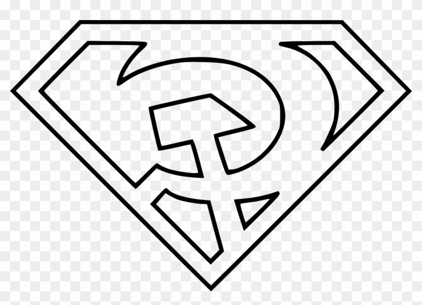 Sizable Batman Vs Superman Logo Coloring Pages Beautiful Superman Logo Free Transparent Png Clipart Images Download