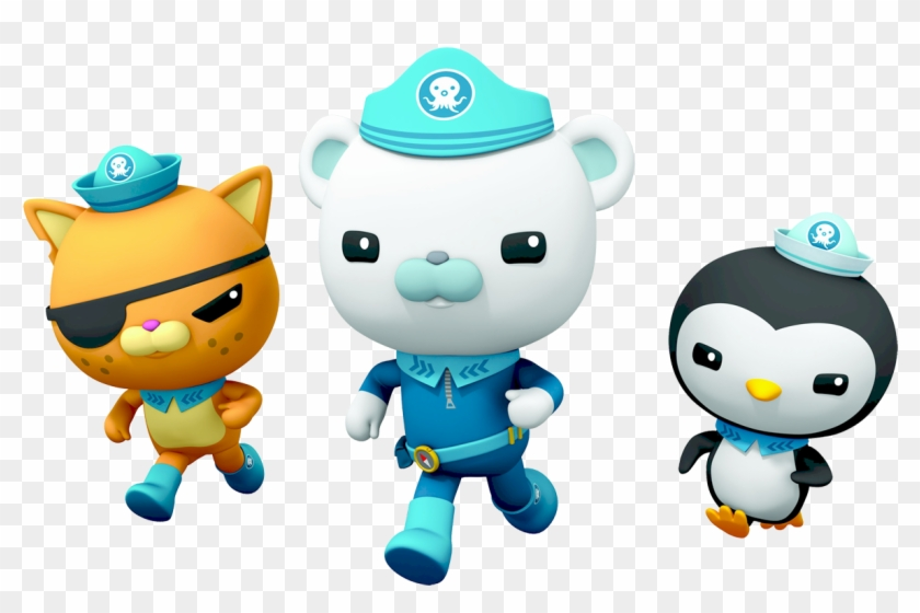 decor octonauts party invitations