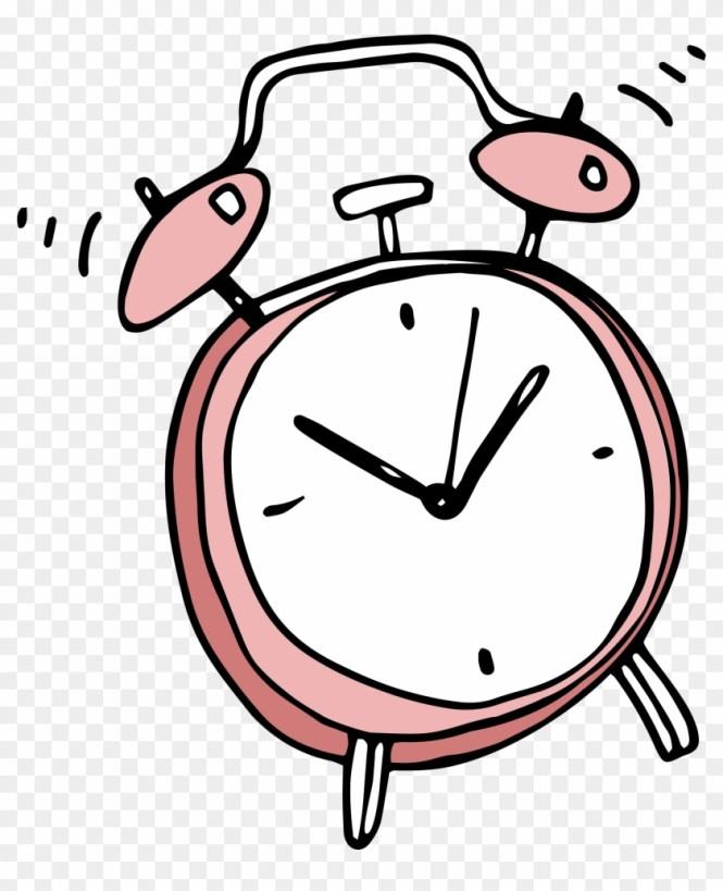 Alarm Clock Cartoon Clip Art