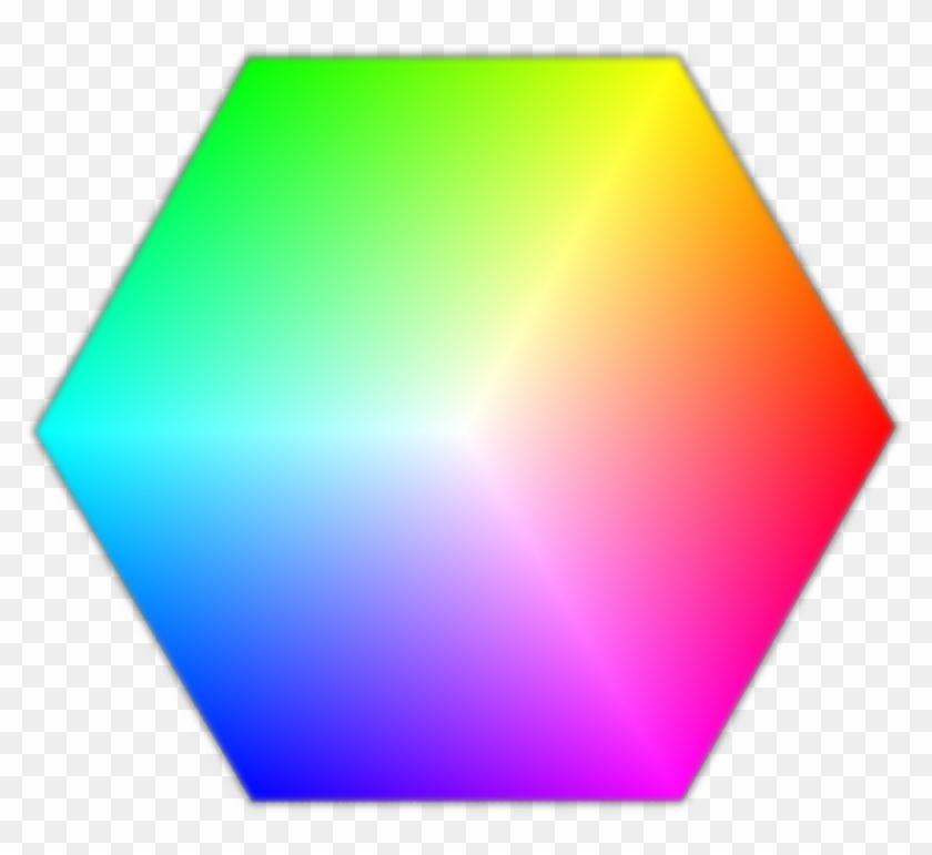 hsv colour hexagon hsv hexagon free