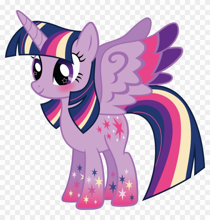 Rainbow Power Twilight Sparkle Vector By Icantunloveyou My Little Pony Rainbow Power Twilight Sparkle Free Transparent Png Clipart Images Download