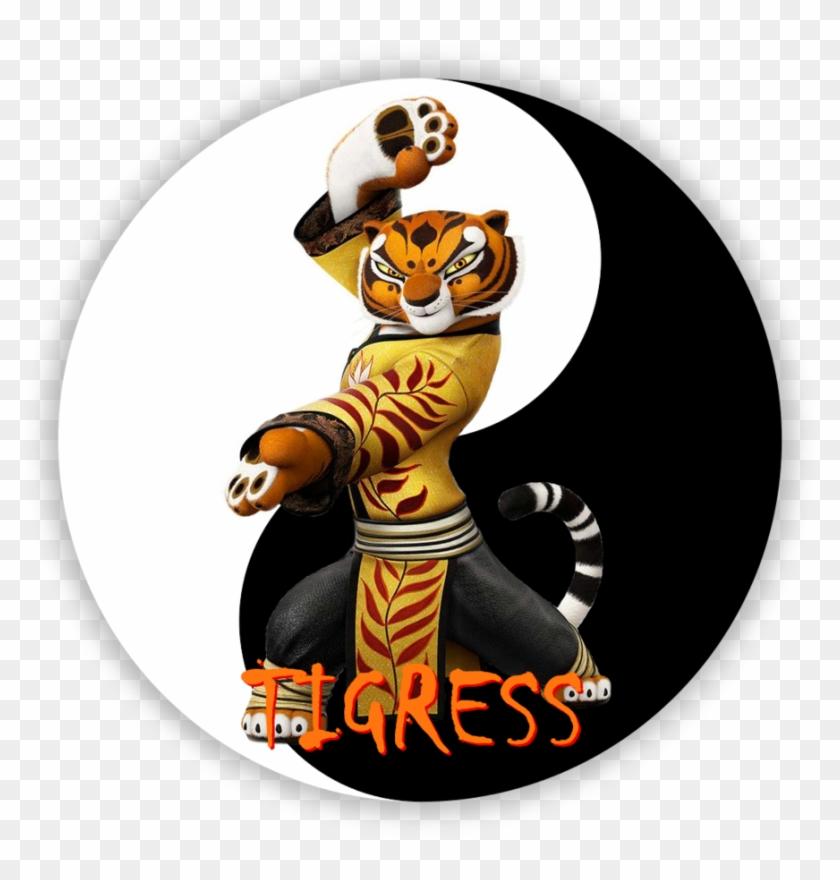 Kung Fu Panda Clipart Tigres Tiger De Kung Fu Panda Free Transparent Png Clipart Images Download