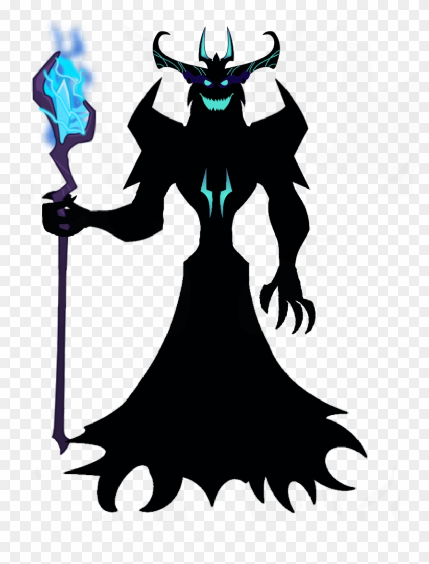 Venjix5 Corrupted Dark Magic Darkness Magic Mlp Storm King Death Free Transparent Png Clipart Images Download
