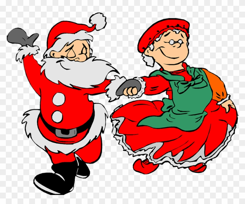 Christmas Elf Clipart 18 Animated Dancing Santa Claus