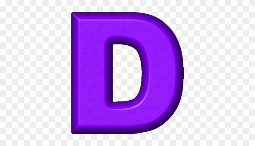 Purple Letter D Purple Letter D Free Transparent Png Clipart Images Download