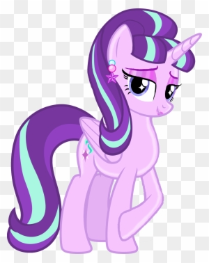 The Glamourously Beautiful Starlight Glimmer By Crisostomo Ibarra My Little Pony Princess Starlight Glimmer Free Transparent Png Clipart Images Download