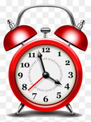 Alarm Clock Ringing Clipart