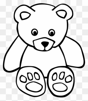 Wonderful Coloring Pages Of Teddy Bears To Print Free Teddy Bear Clip Art Free Transparent Png Clipart Images Download