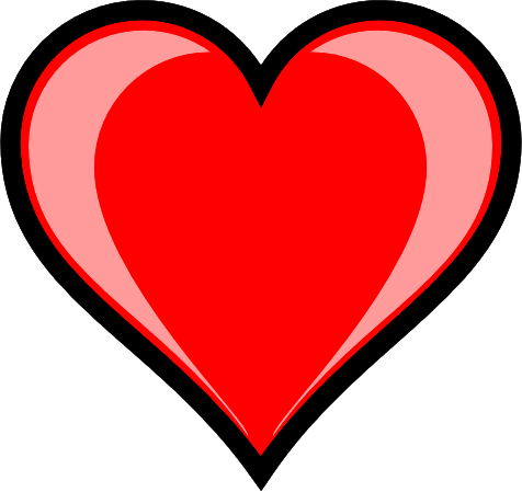 Free Valentine Hearts Clipart Clipart Picture 41 Of 126