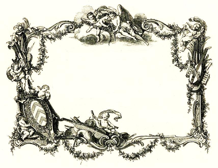 Vintage Ornamental Illustration