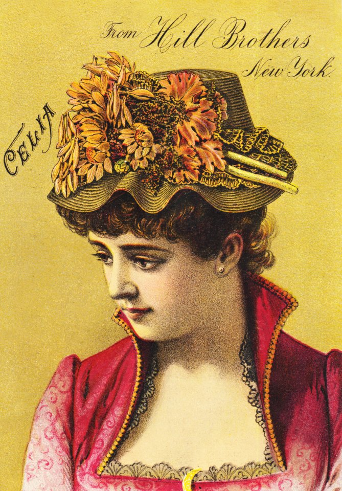 Victorian Hat Clipart