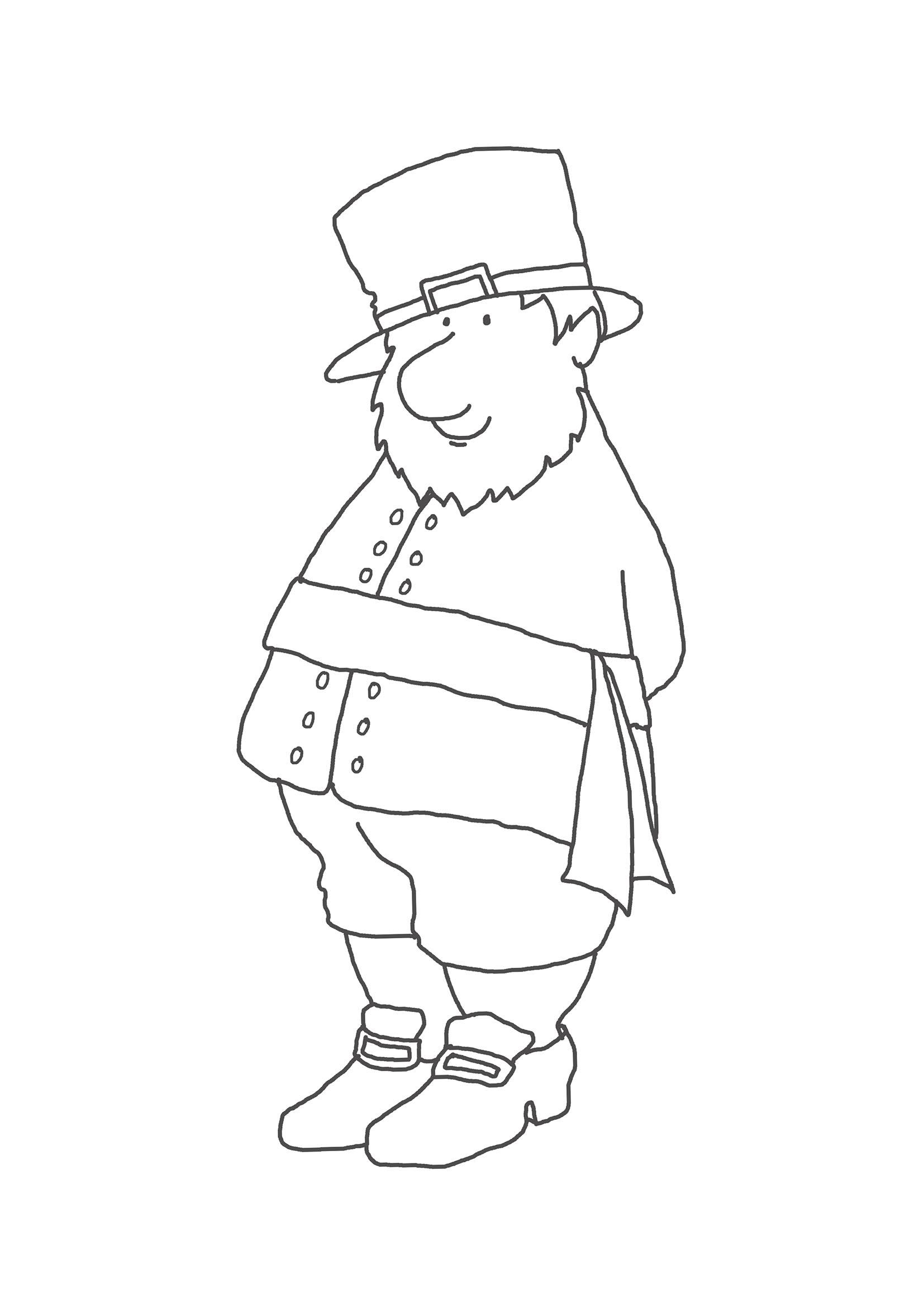 Funny St Patricks Day Clipart