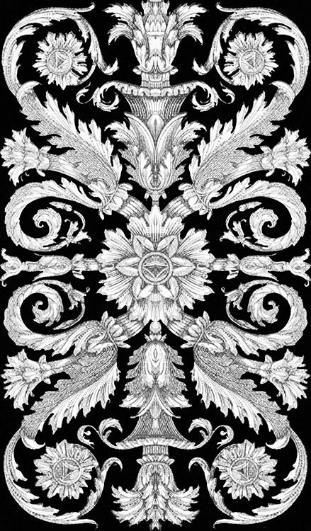 Victorian Ornaments And Borders