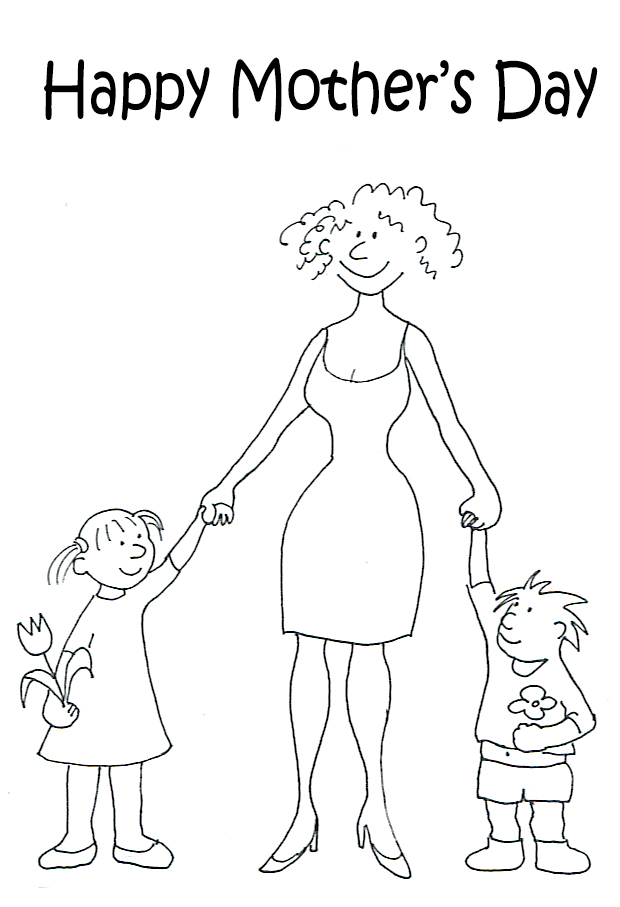 Mothers Day Clip Art Happy Mothers Day