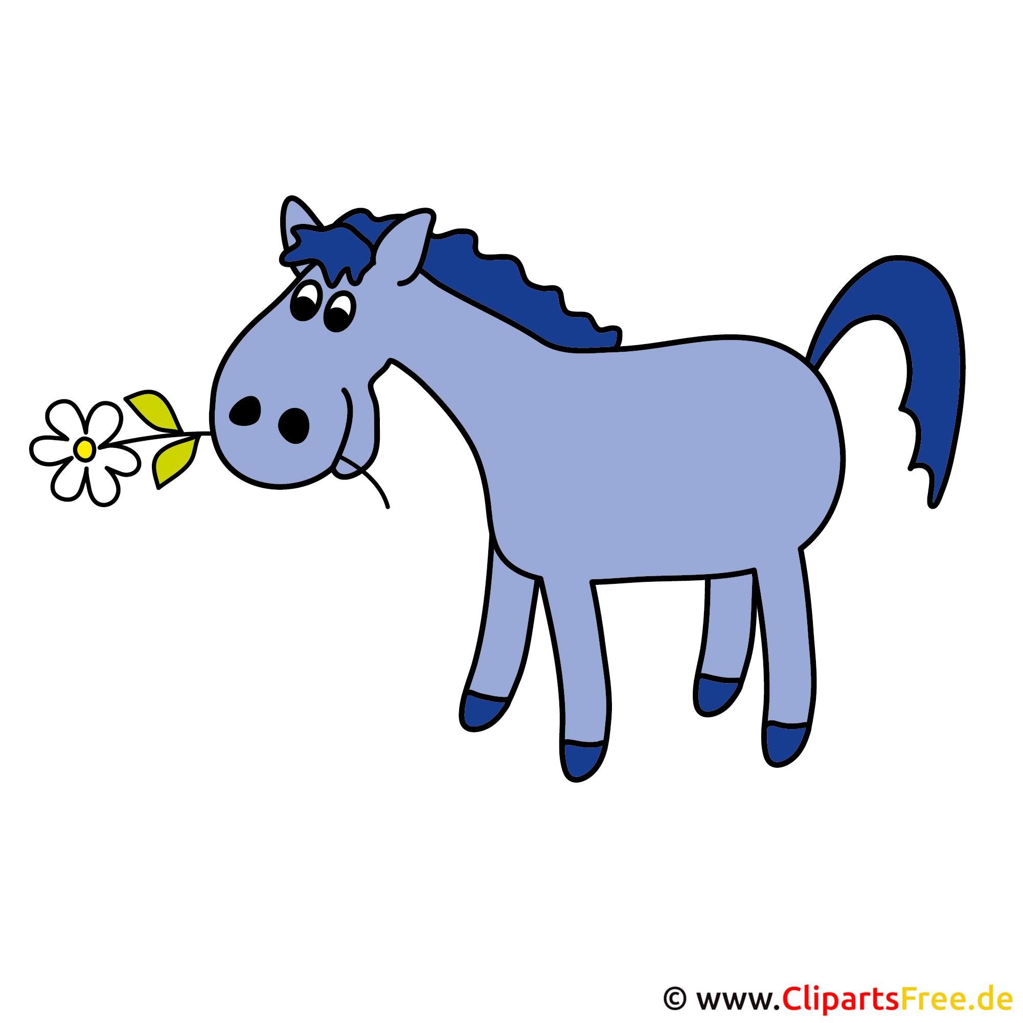 Free Clipart Pferd Gratis