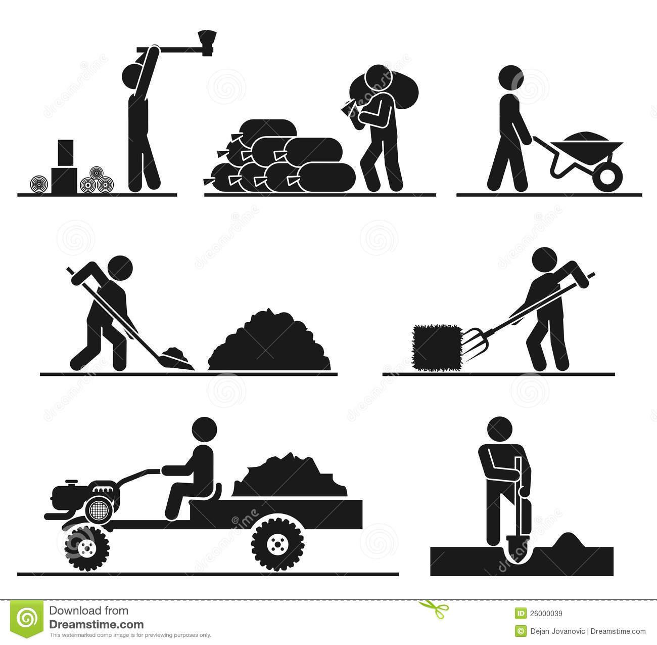 Manual Labor Clipart
