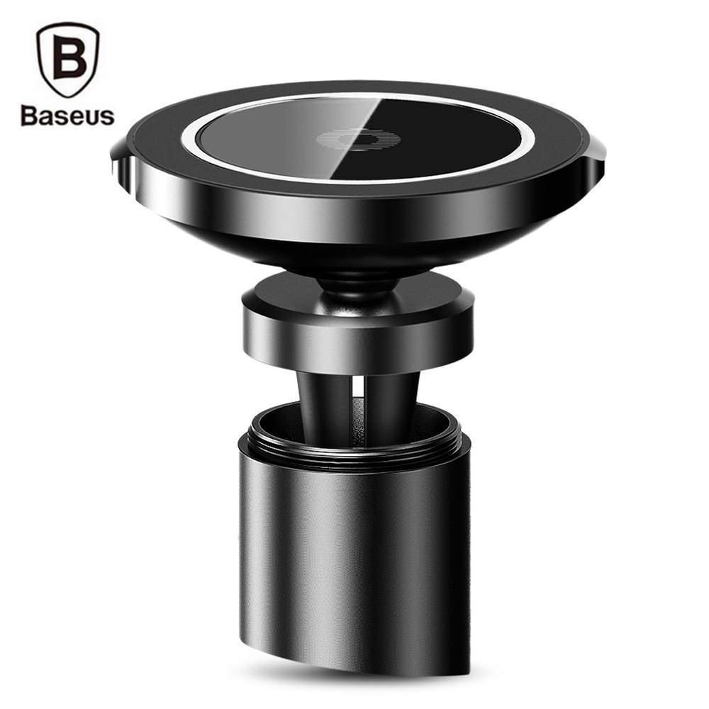 Baseus Qi Wireless Car Phone Charger For IPhone And