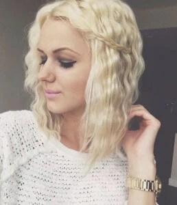 trend alert crimped hair cliphair hair extensions news