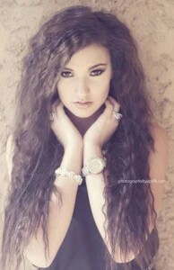 trend alert crimped hair cliphair hair extensions news