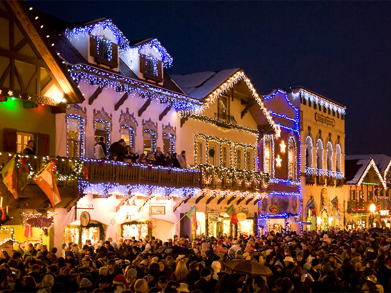 Leavenworth Tree Lighting