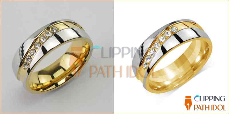 Jewelry image retouching-Adroit Clipping Path