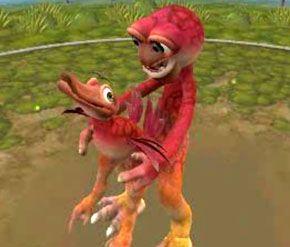 Porn animated dinosaur